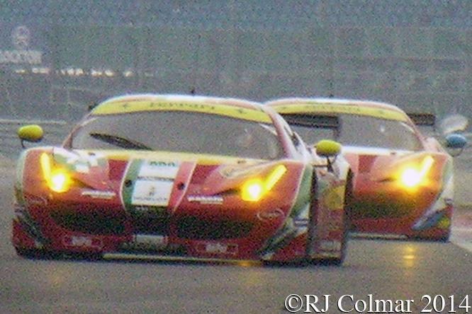Ferrari F458 Italia, 6 Hours Of Silverstone, 6 Hours Of Silverstone