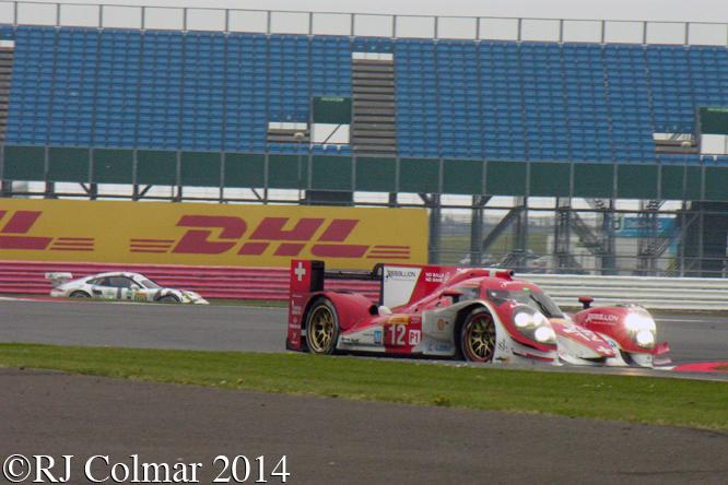Lola B12/60 - Toyota, Heidfeld, 6 Hours Of Silverstone
