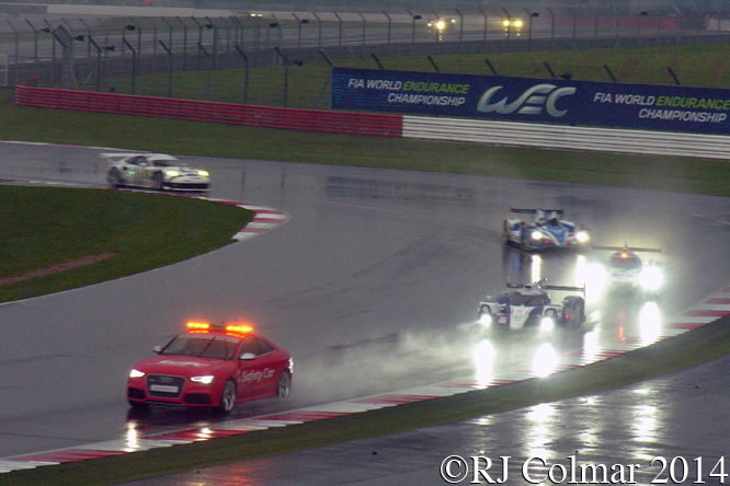 Safety Car, 6 Hours Of Silverstone