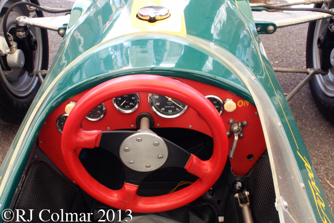 Lotus Ford 29, Goodwood Festival of Speed