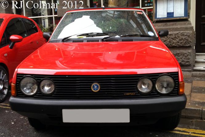 FIAT Super Strada Cabriolet, BIAMF, Bristol