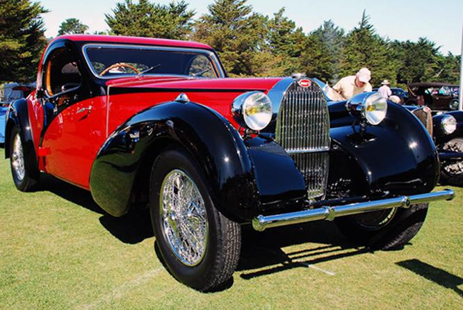 Bugatti, Type 57, Atalante, Hillsborough Bugatti, Type 57, Atalante, Hillsborough Concours d'Elegance d'Elegance