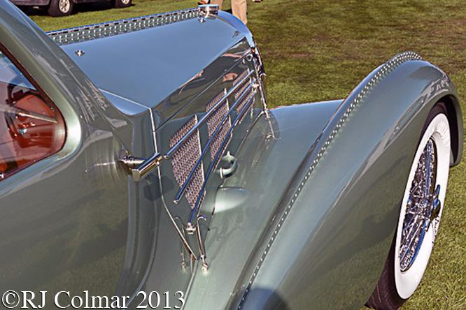 Bugatti Type 57, Quail Concours d'Elegance,