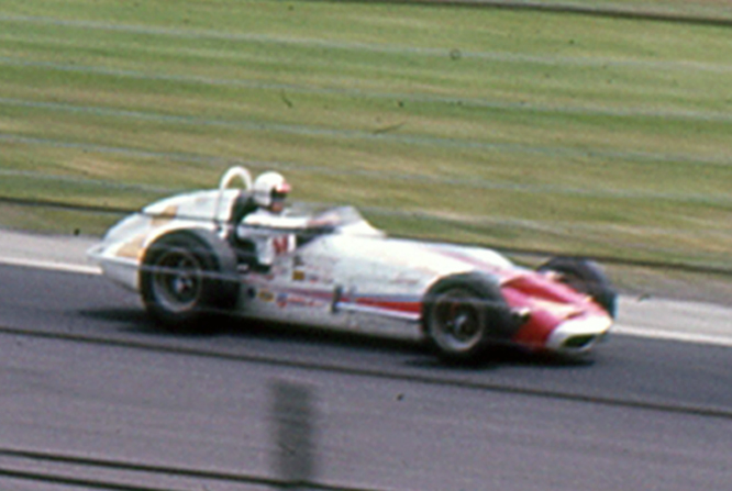 Foyt, Ansted-Thompson Racing Watson, 1964, Indianapolis 500
