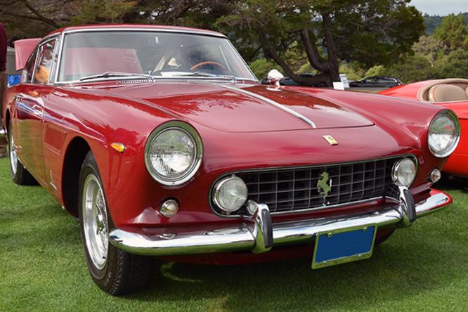 Ferrari 250 GT/E, Hillsborough Concours d'Elegance