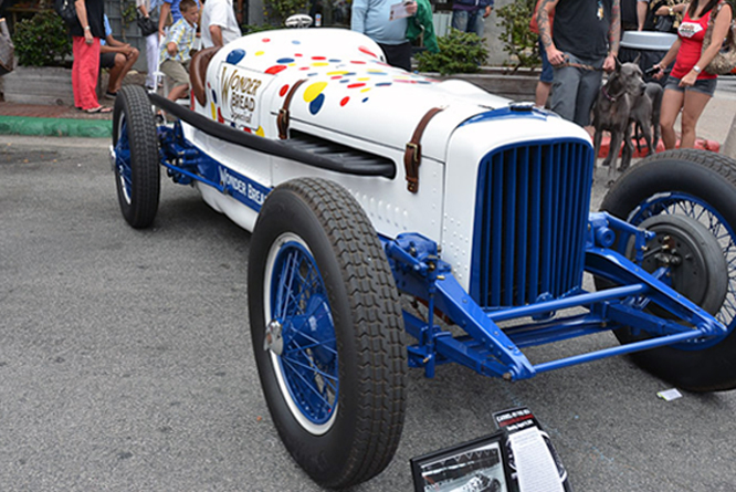 Rigling & Henning Buick, Wonder Bread Special, Concours on the Avenue, Carmel by the Sea