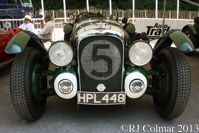 Lagonda V12, Goodwood Festival of Speed