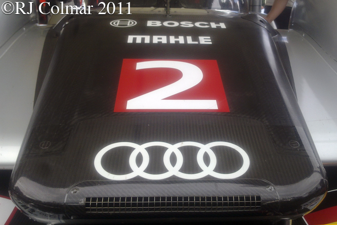 Audi R18 TDI, Goodwood Festival of Speed