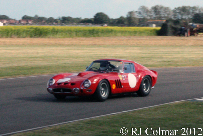 Ferrari 330 GTO, Goodwood Revival