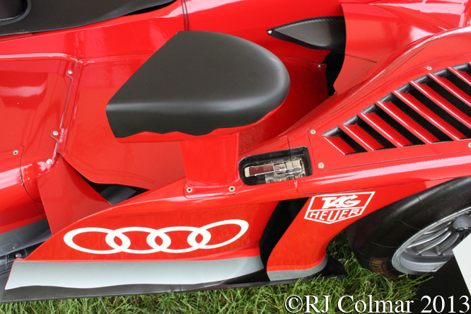 Audi R15 TDI Plus, Cholmondley Pageant of Power