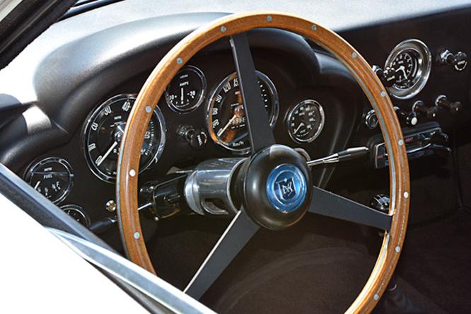 Aston Martin DB4 GT Zagato, Hillsbrough Concours  d'Elegance