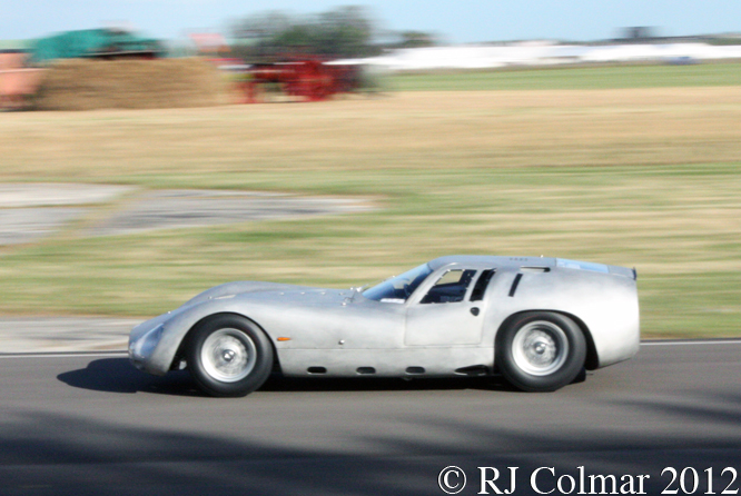 Maserati 151/4, Baxter / Mass, Goodwood Revival