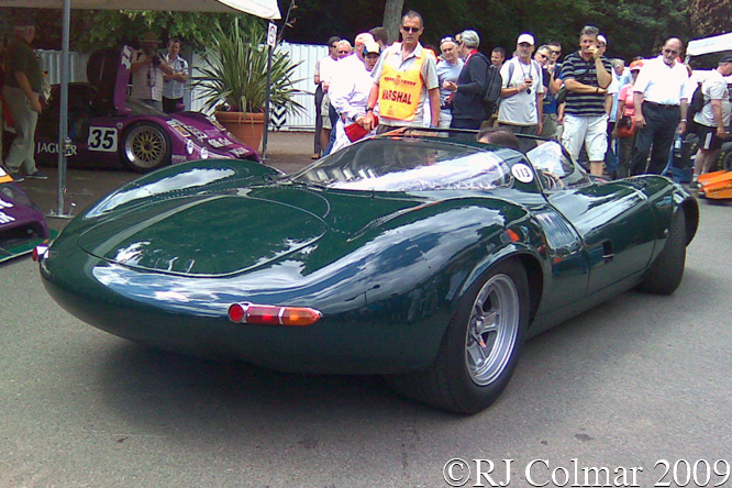 Jaguar XJ13, Goodwood Festival of Speed
