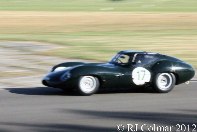 Lister Coupé, Goodwood Revival