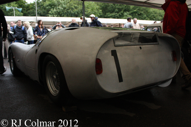 Maserati 151/4, Goodwood Festival of Speed