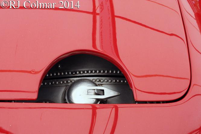 Maserati 300S, Goodwood Festival of Speed
