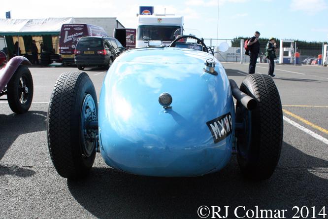 Talbot T26, VSCC Spring Start, Silverstone