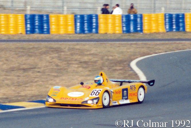 Orion LM, Le Mans