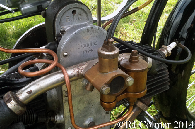 Douglas, Bristol and South Glos Stationary Engine Club Rally, Coalpit Heath