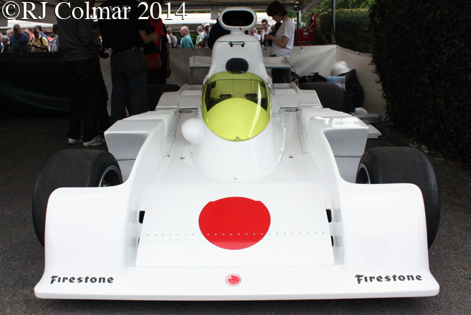 Maki Cosworth F101A, Goodwood Festival of Speed