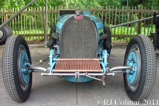 Bugatti T 45, Goodwood Festival of Speed