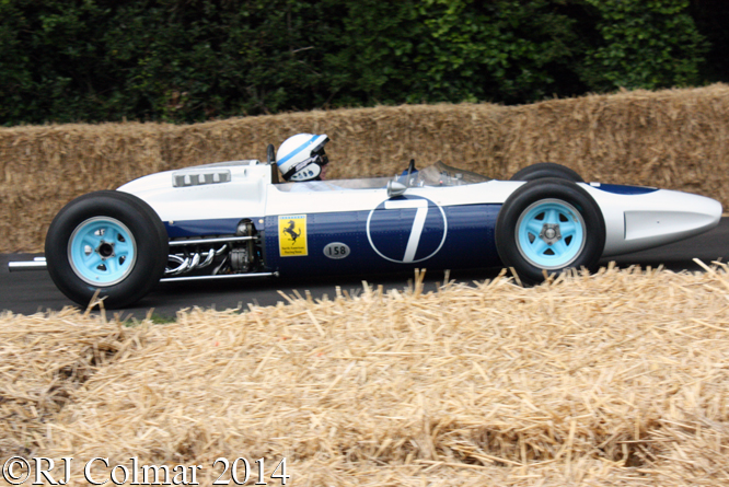 Ferrari 158, Surtees, Goodwood Festival of Speed