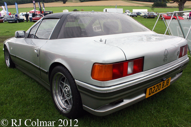 AC Ace Prototype, Classics at the Castle, Sherborne