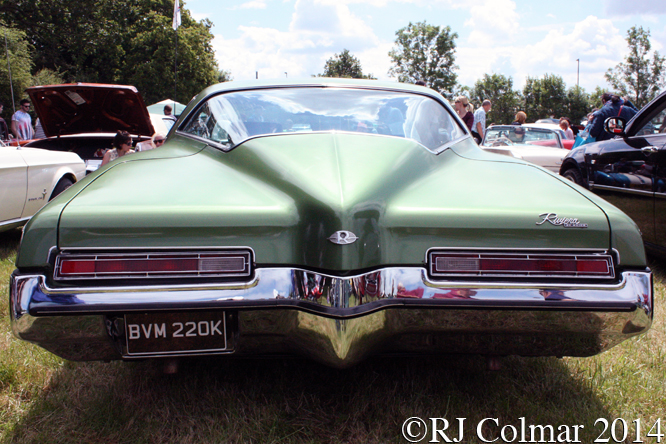 Buick Riviera , Bristol American Car Show, Yate Town FC