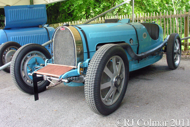 Bugatti T 45, Goodwood Festival of Speed