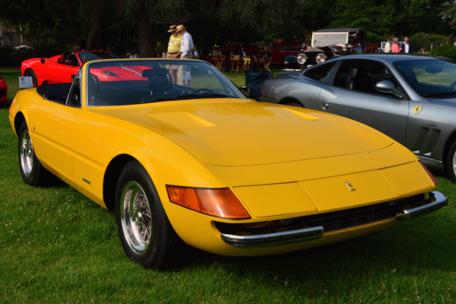 Ferrari 365 GTS/4, San Marino Motor Classic