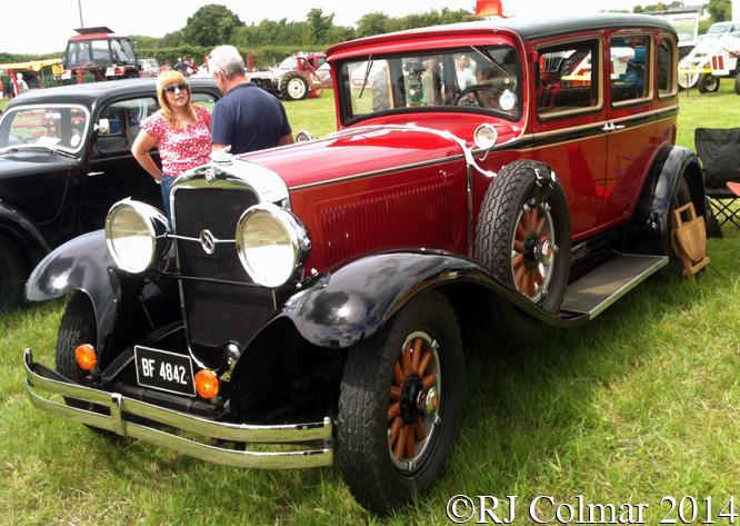 Studebaker Commander, Bristol and South Glos Stationary Engine Club Rally, Coalpit Heath