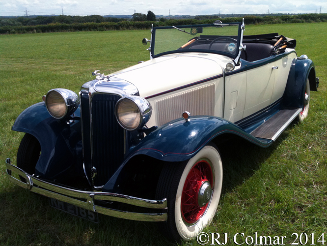 Chrysler CM6, Bristol and South Glos Stationary Engine Club Rally, Coalpit Heath