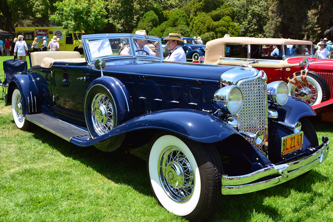 Chrysler Imperial, San Marino Motor Classic, Horton/ McNabb