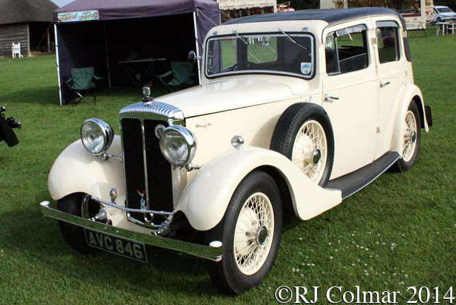 Daimler Fifteen, Classics at the Castle, Sherborne