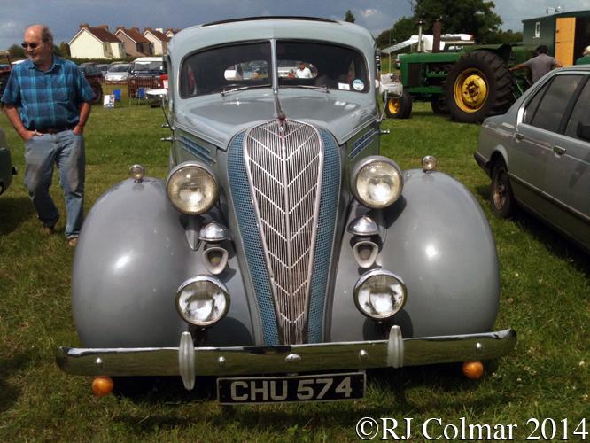 Terraplane, Bristol and South Glos Stationary Engine Club Rally, Coalpit Heath