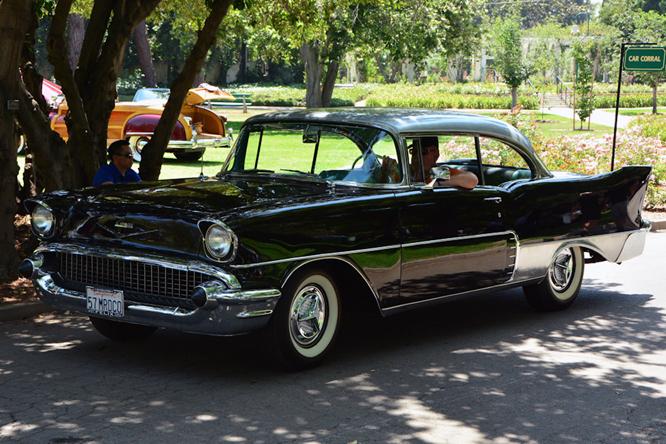 Chevrolet El Morocco, San Marino Motor Classic, Horton, McNabb