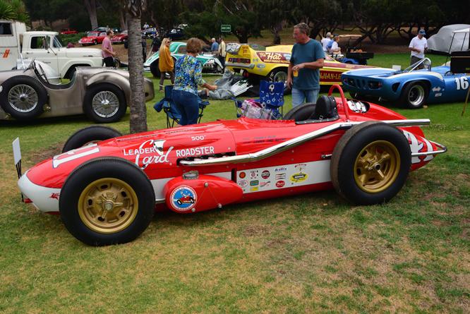 Watson Offy, San Marino Motor Classic, Horton/ McNabb