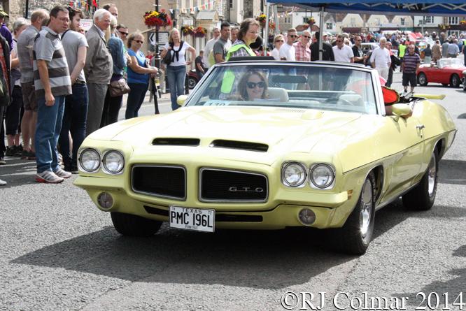Pontiac GTO Convertible, Classic Run Chipping Sodbury