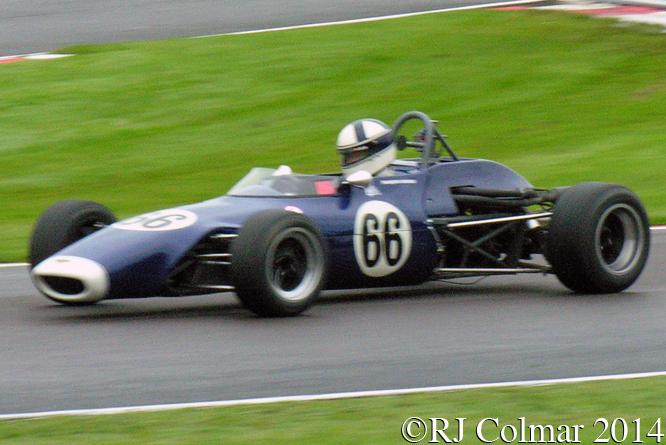 Chevron B17, Derossi, Classic Racing Cars, Oulton Park