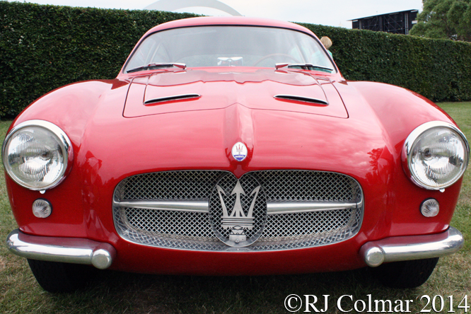 Maserati A6G/54 Zagato Coupé, Cartier Style Et Luxe, Goodwood Festival of Speed