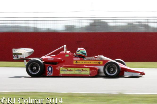 Martini Mk37, Jacobs, Brian Henton Trophy Silverstone Classic