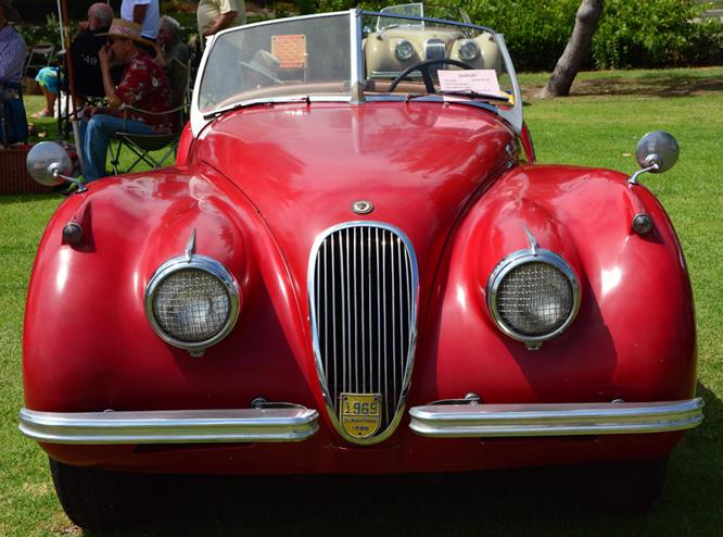 Jaguar, XK120, SDJC, 51st, C d'E, San Diego,