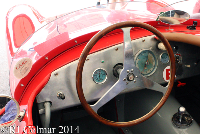 Maserati A6GCS, Goodwood Festival of Speed