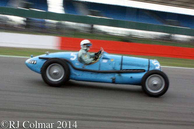 Talbot Lago T26SS, Pilkington, Maserati Centenary Trophy