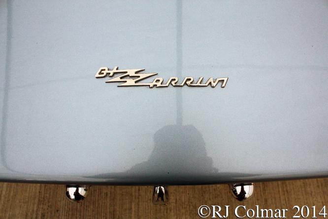 Bizzarini GT, Silverstone Classic