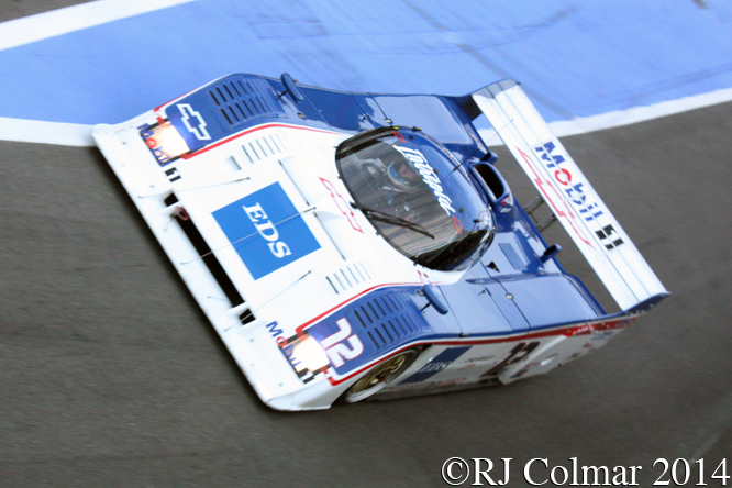 Intrepid RM1, Peter Garrod, Group C Endurance, Silverstone Classic