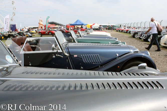 Morgan Sports Car Club, Silverstone Classic