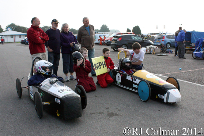 Team MPH, Renishaw Castle Combe Heat