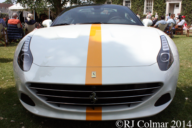 Ferrari California T, Goodwood Festival of Speed