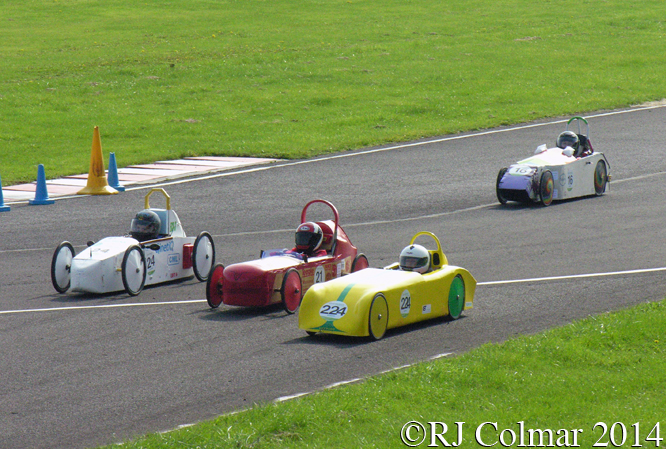 Renishaw Castle Combe Heat 1 F24